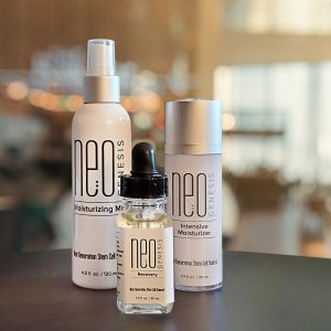 NeoGenesis Skin Care Products for Tattoo Removal Aftercare
